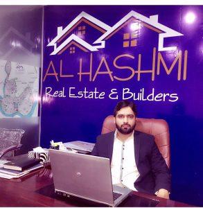 Makhdoom Hassan Hashmi -Founder